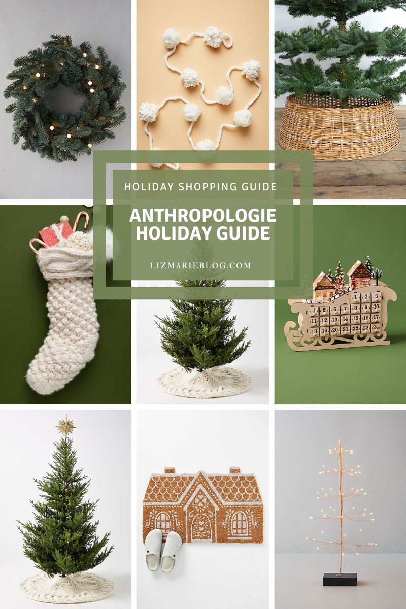 Holiday Shopping Guide: Anthropologie