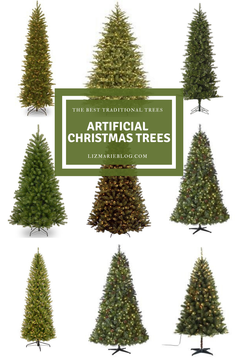 The Best Traditional Christmas Trees