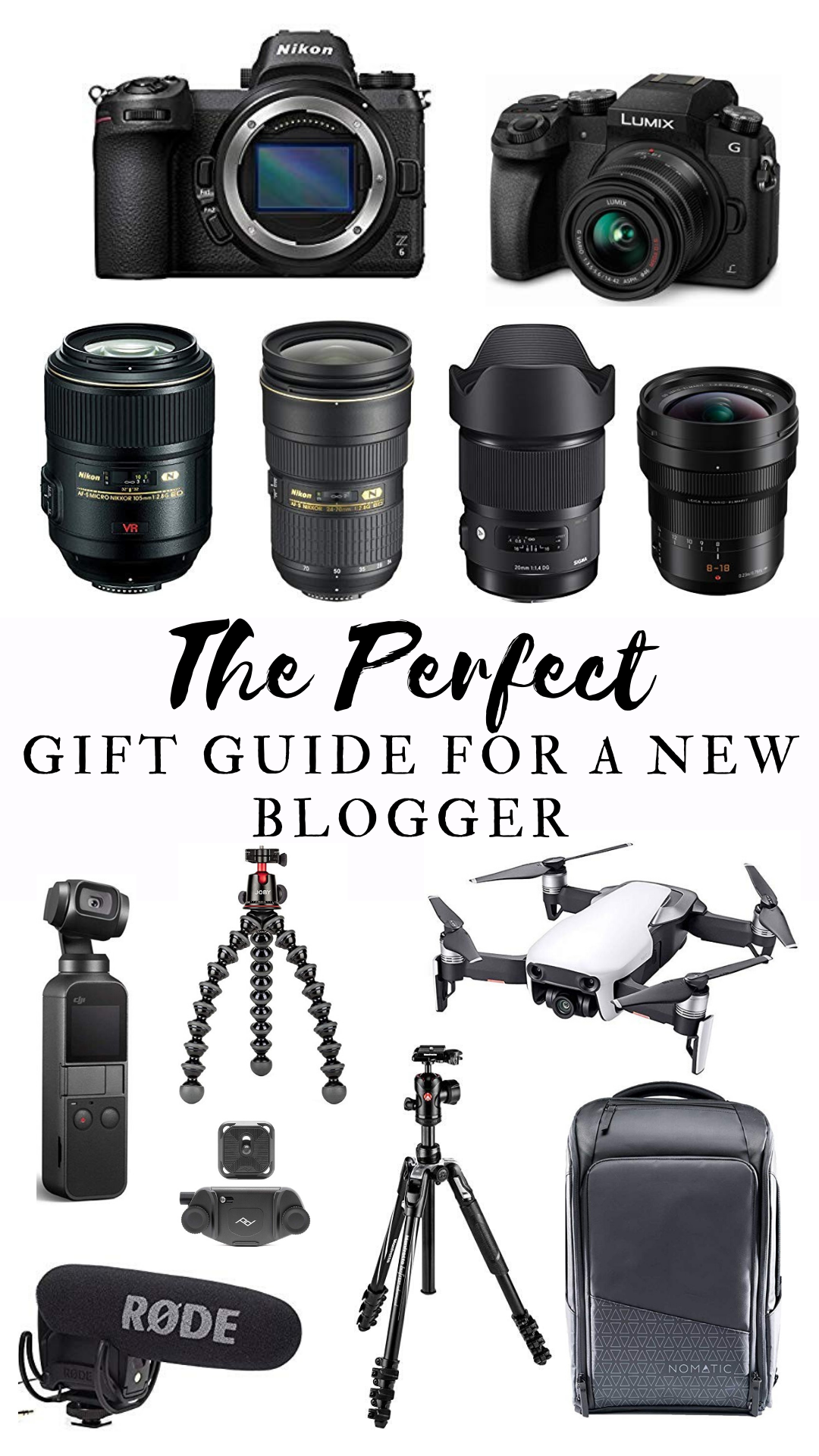 Gift Guide for a New Blogger