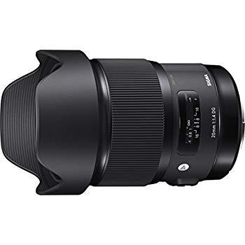 Sigma 20mm Lens
