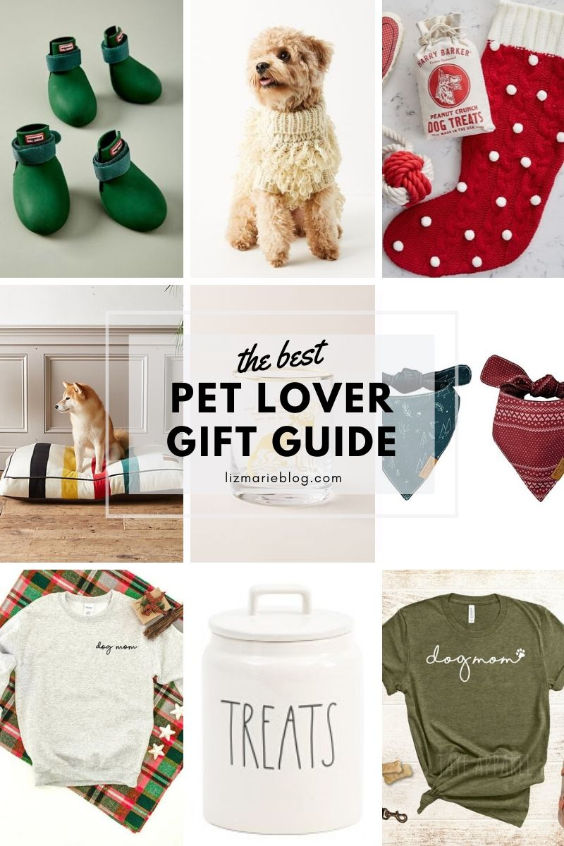 Pet Lover Gift Guide