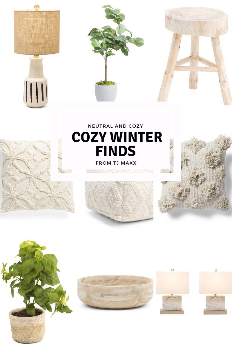 TJ Maxx Coziest Items