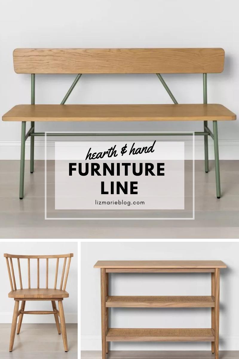 Hearth & Hand Furniture Line!