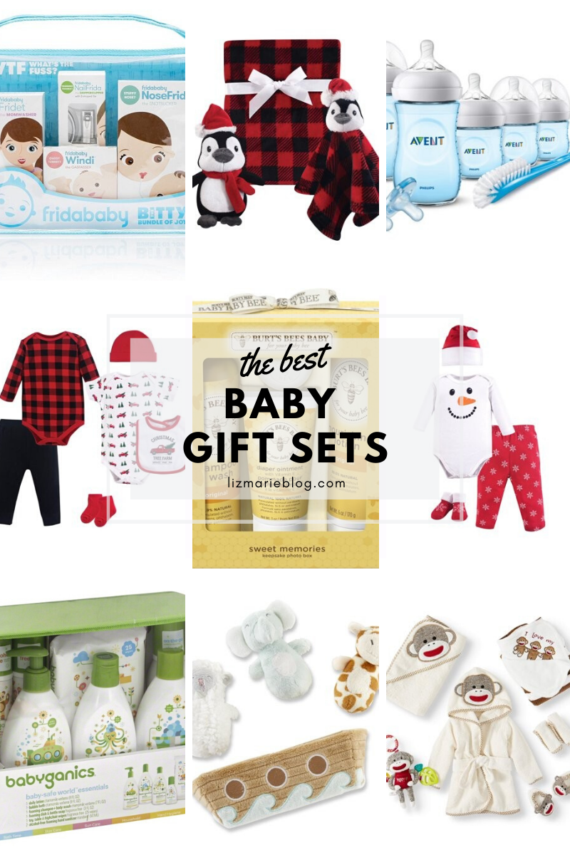 The Best Baby Gift Sets