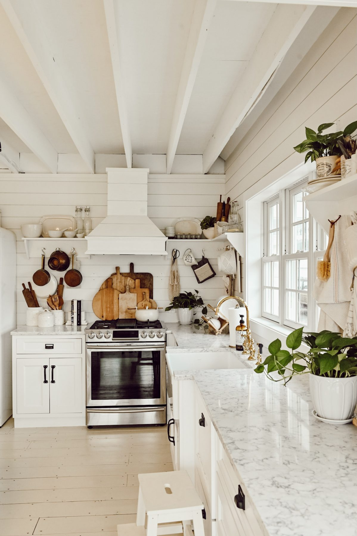 Cozy Winter Kitchen