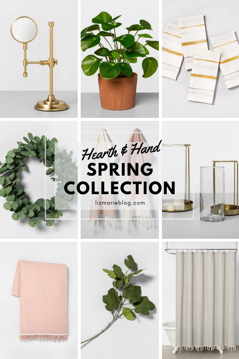 Hearth and Hand Spring Collection at Target