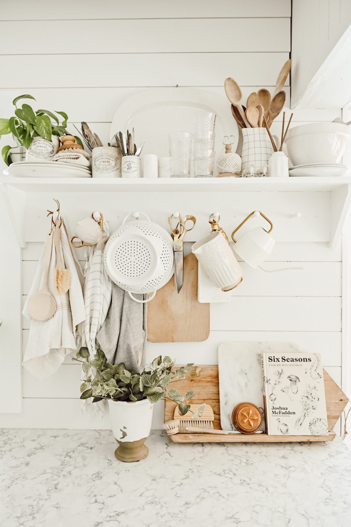 Cute Storage Solutions for Kitchen