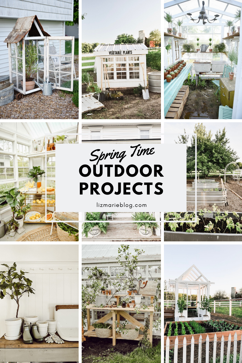 Outdoor Spring Inspiration