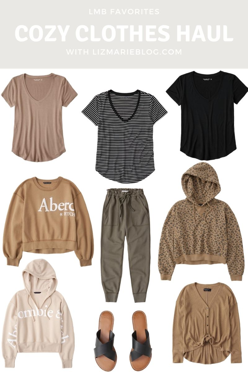 Cozy Clothes from Abercrombie