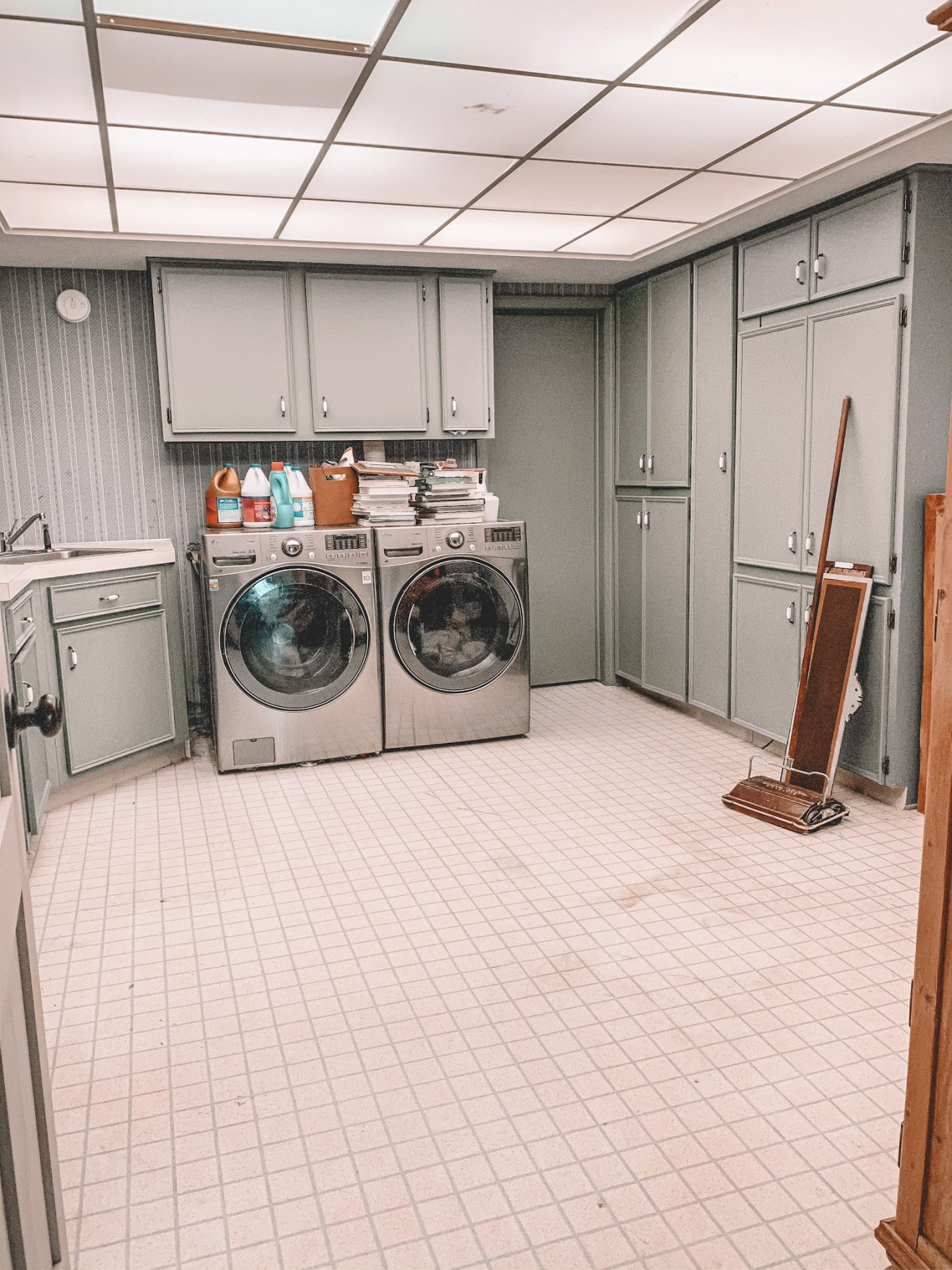 White Cottage Farm – The Unseen Footage Pt. 3 – Laundry Room
