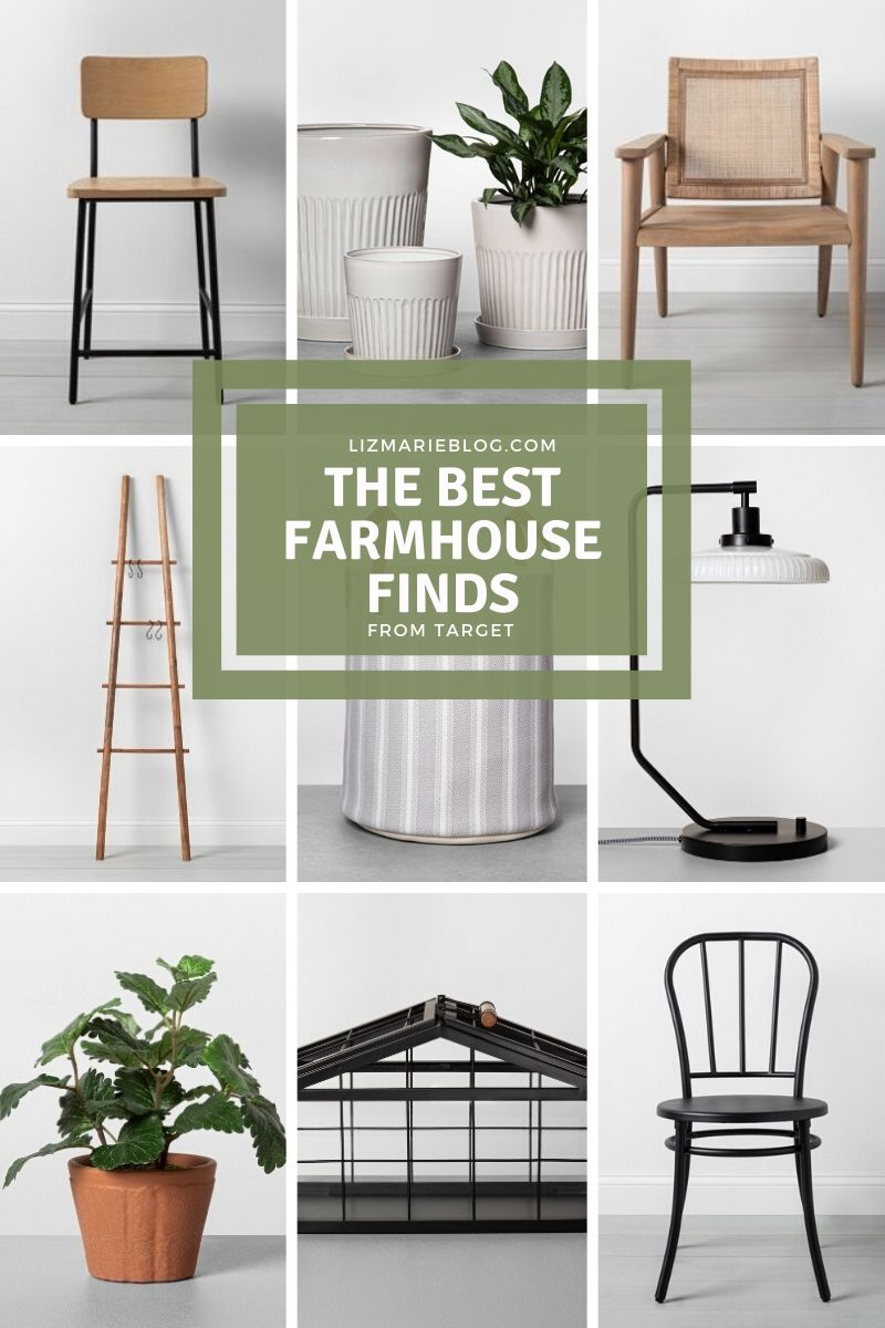 Farmhouse Target Decor