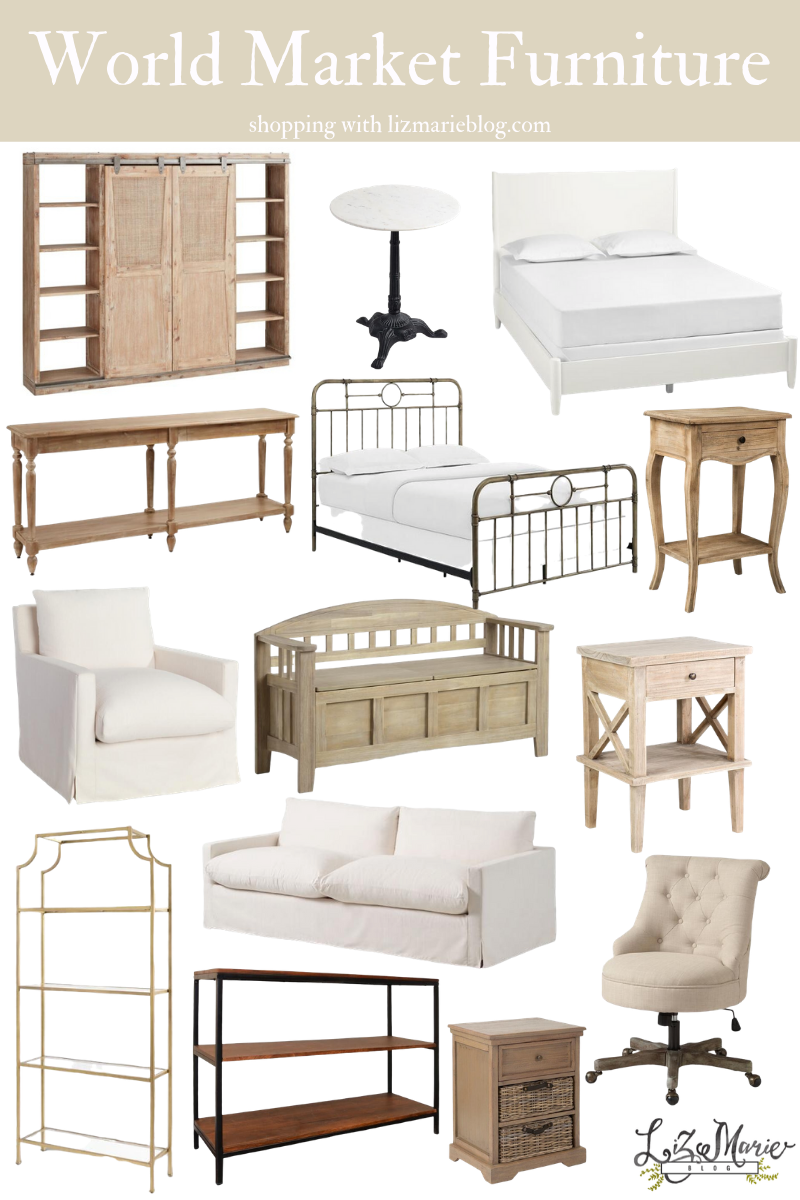 The Best Farmhouse Furniture From World Market
