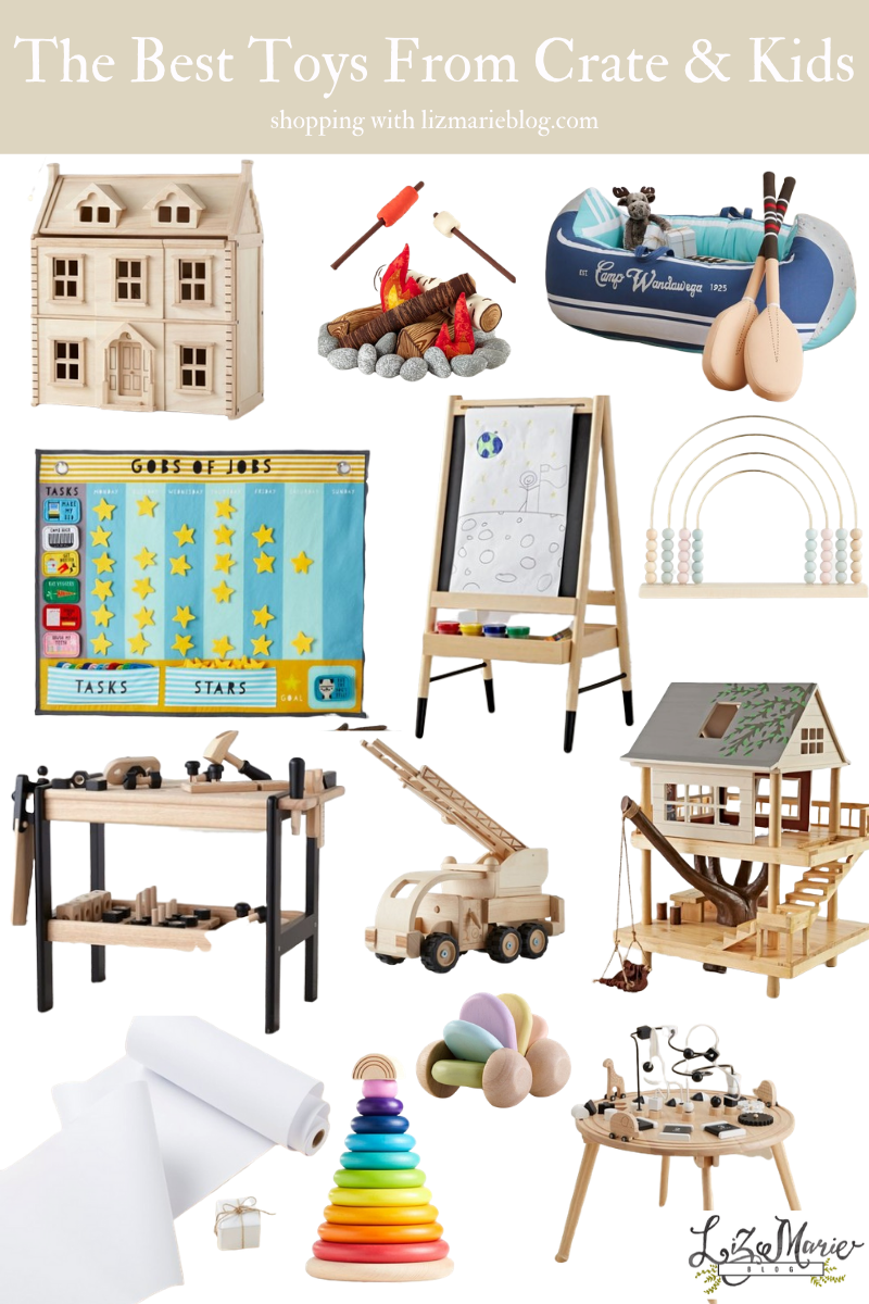 The Best Toys from Crate & Kids