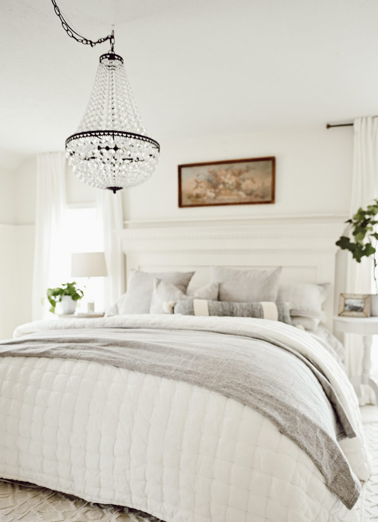 Spring Bedroom Refresh with Annie Selke