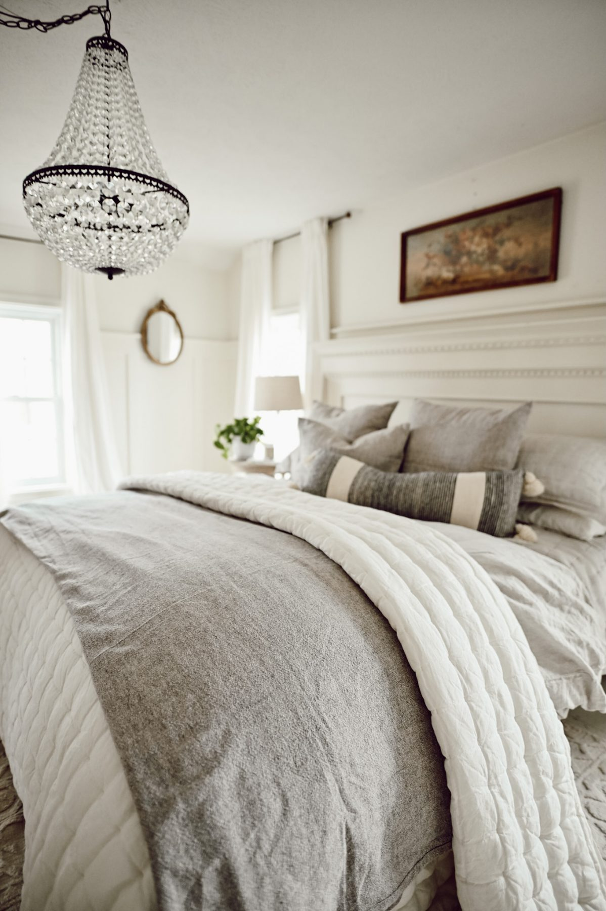Spring Bedroom Refresh With Annie Selke Liz Marie Blog