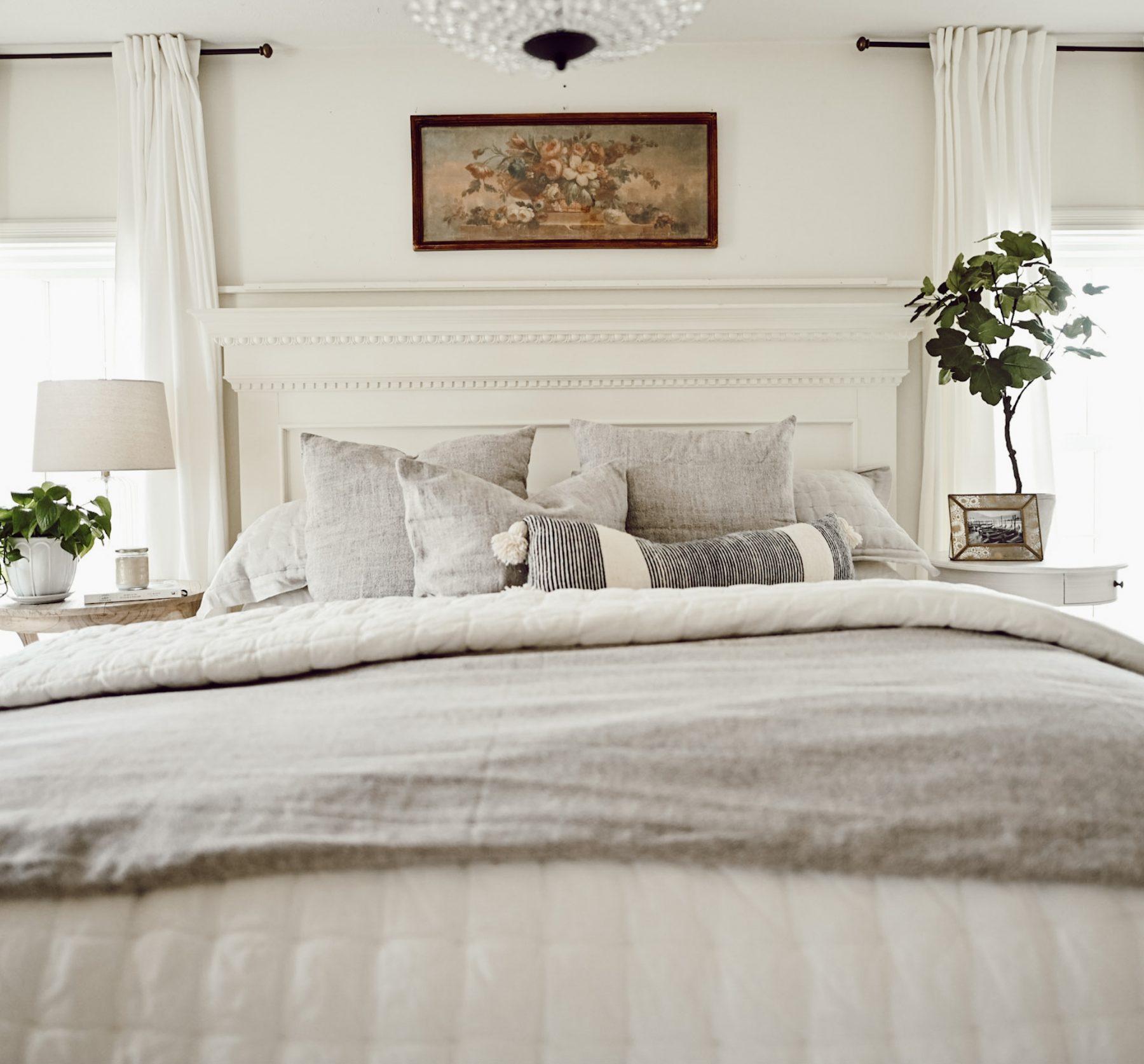 Bedroom Spring Refresh with Anne SELKE