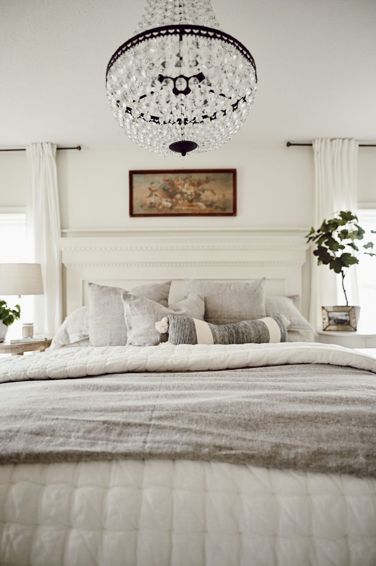 Fresh Spring Bedroom