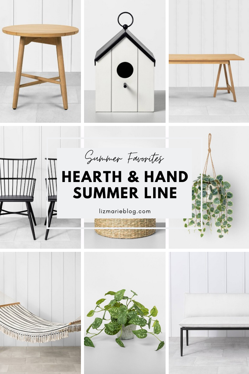 Hearth & Hand New Summer Line 2020