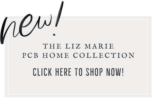 Shop the Liz Marie PCB Home Collection