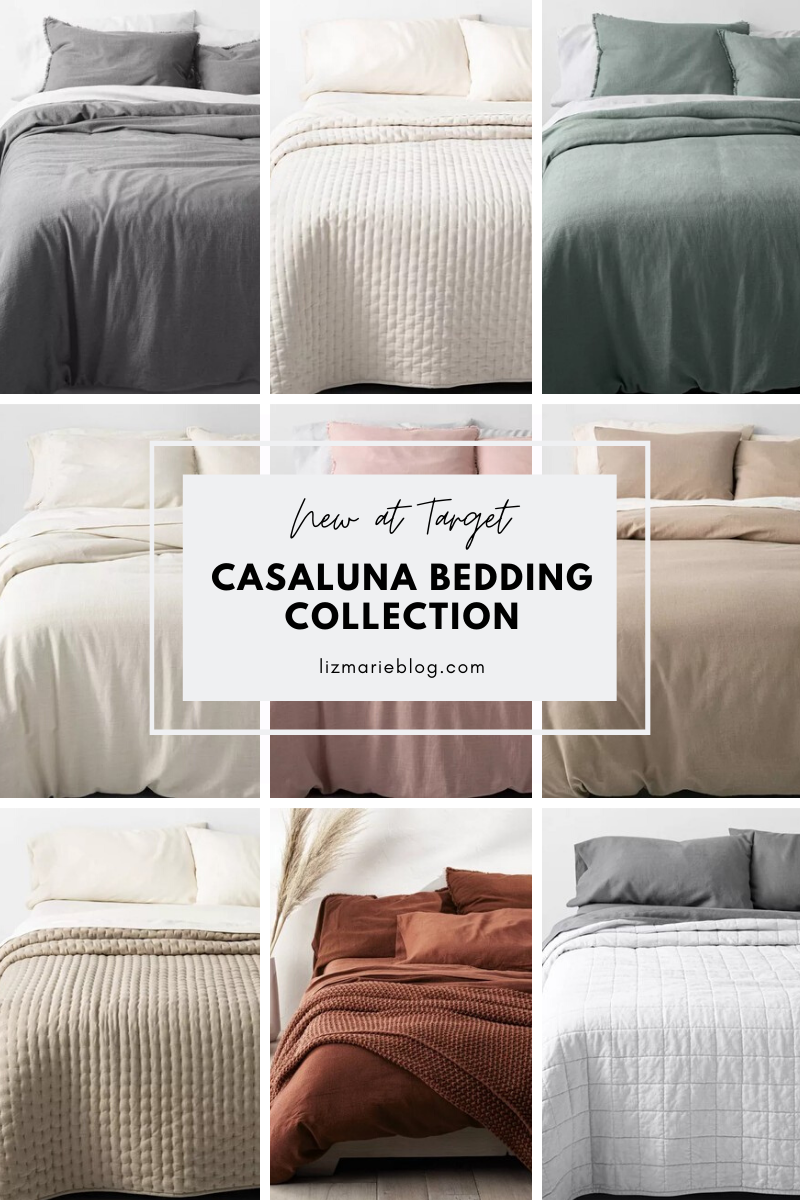 Casaluna Bedding Collection