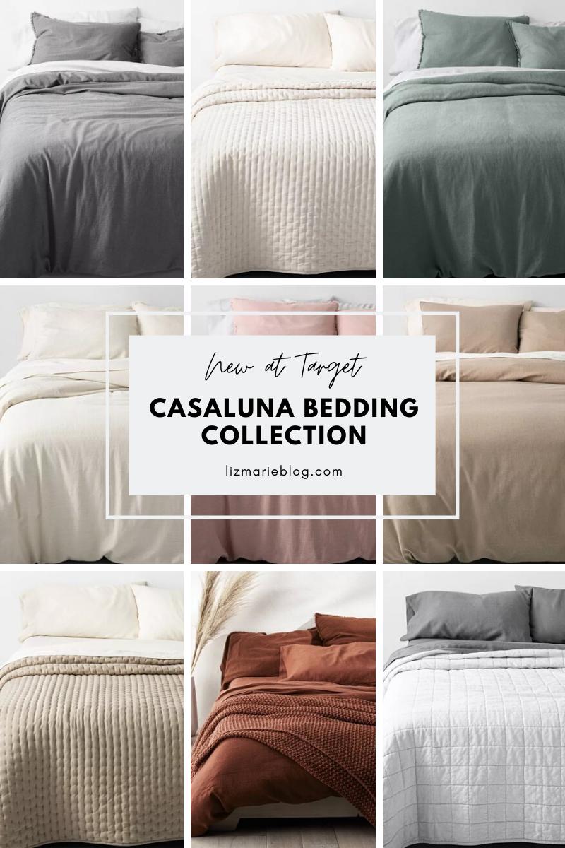 Casaluna Bedding and Casaluna Comforter Graphic