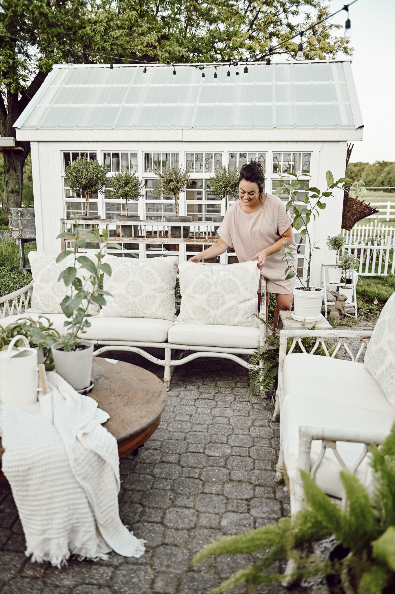 How to Protect your Patio fabrics