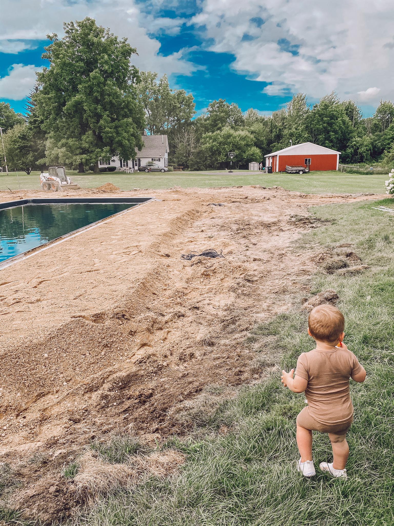 Perguntas frequentes sobre a piscina na fazenda - Liz Marie Blog 6