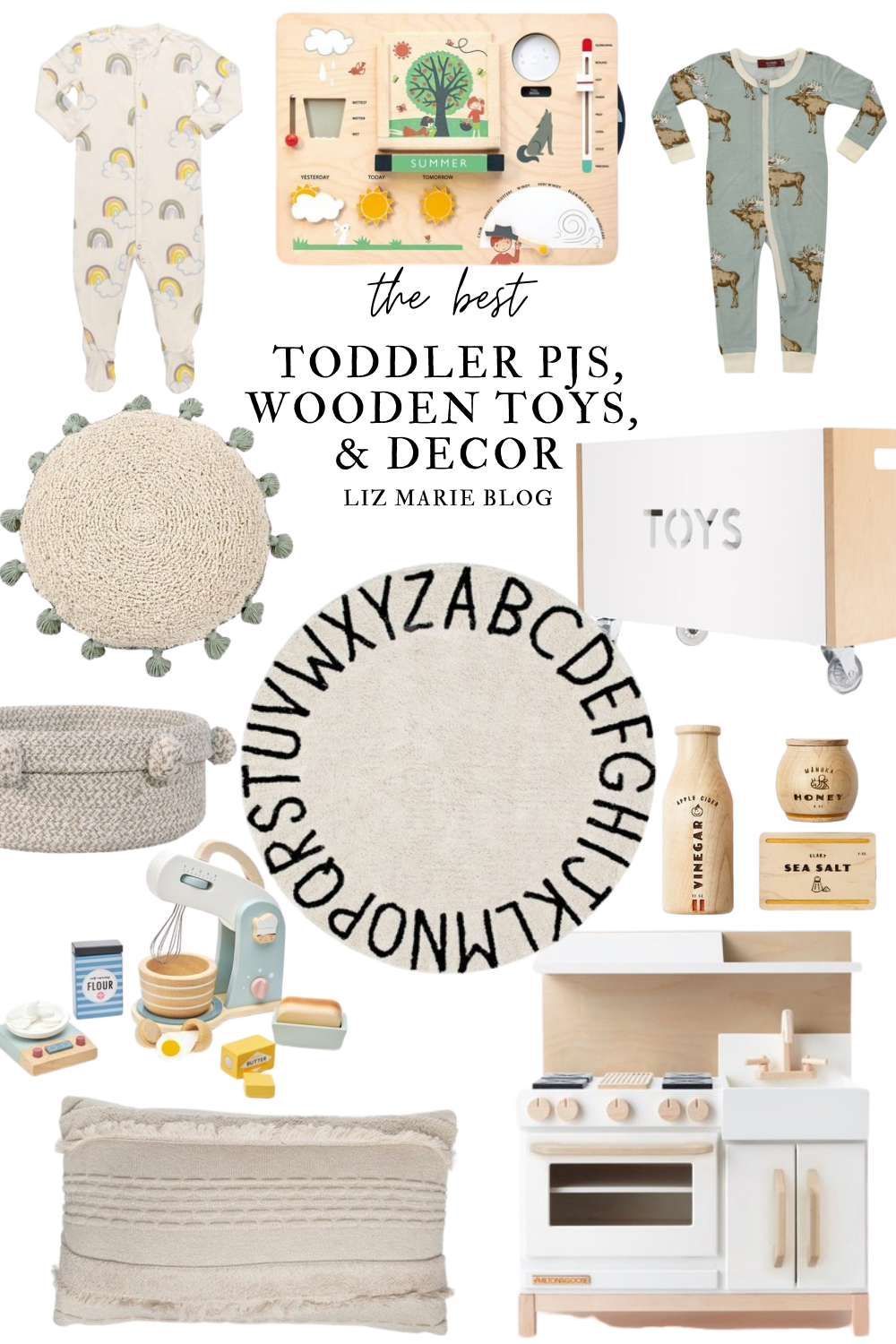 Toddler Favorites from The Tot
