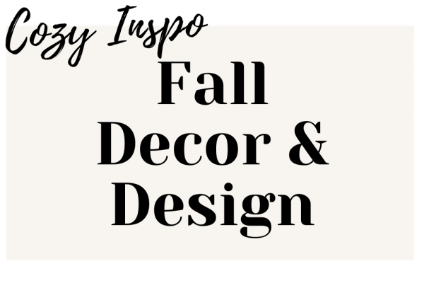 Button for Fall Decor and Design