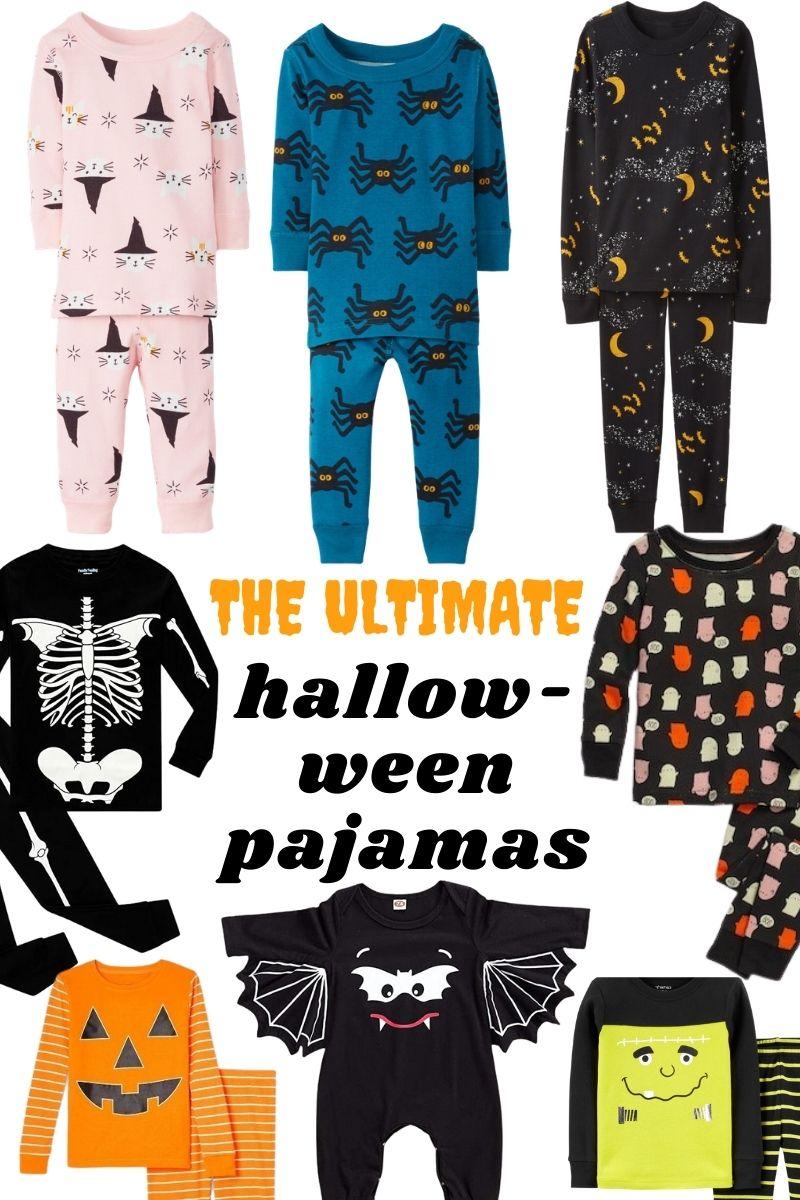The Best Halloween Pajamas