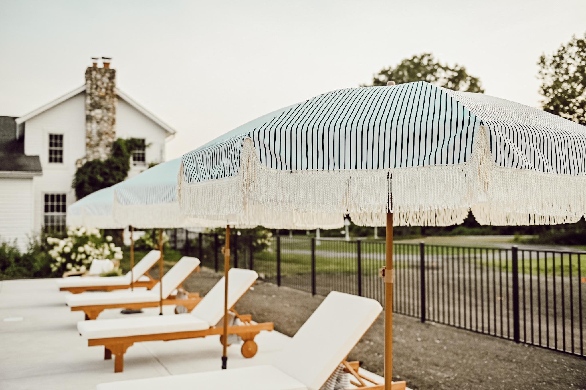 Cozy Cottage Patio Umbrellas