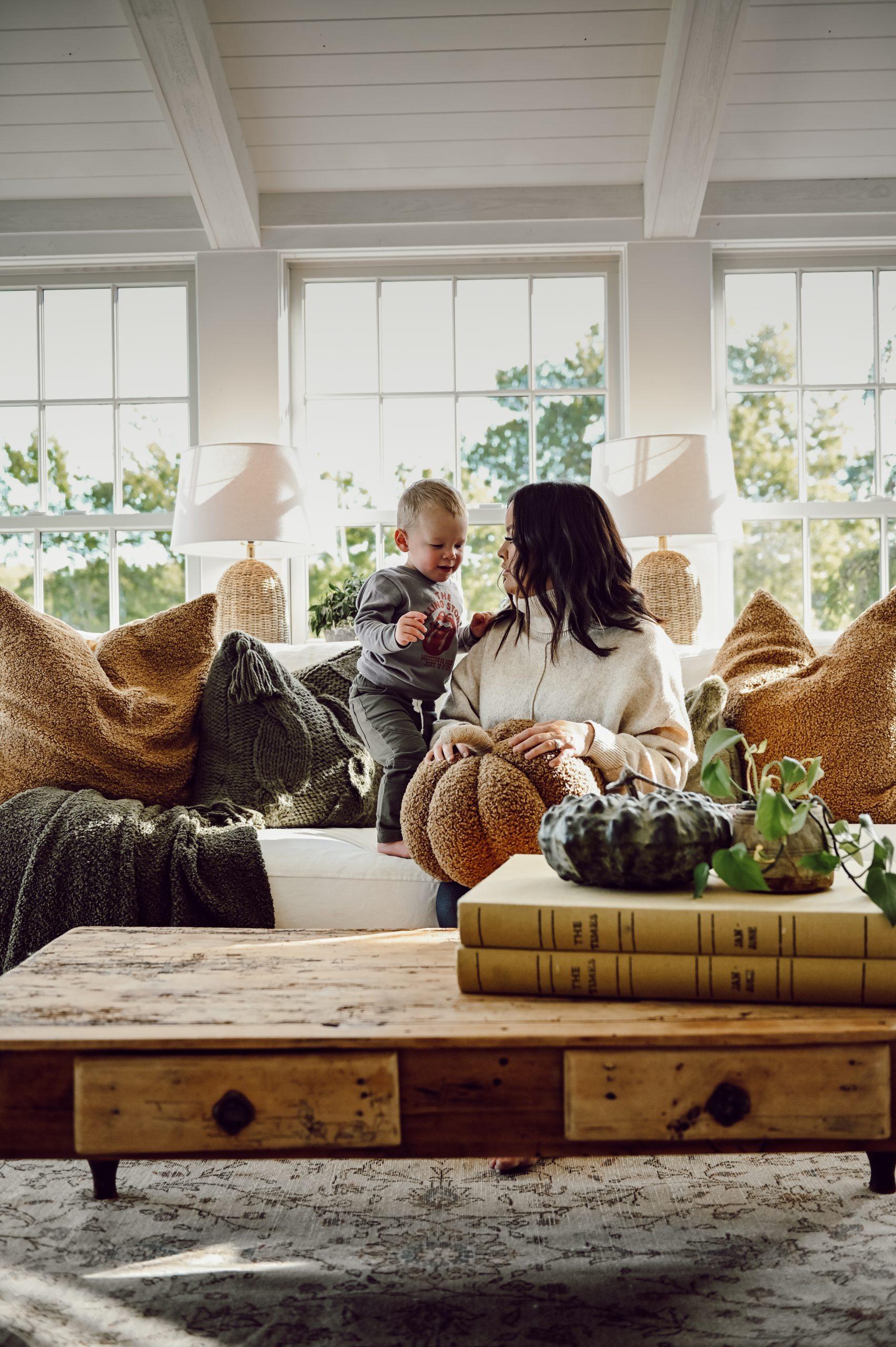 5 Senses of Cozy Fall Edition Best Children's Lighting & Home Decor Online Store