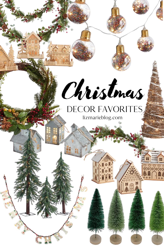 Classic Christmas Decor at World Market