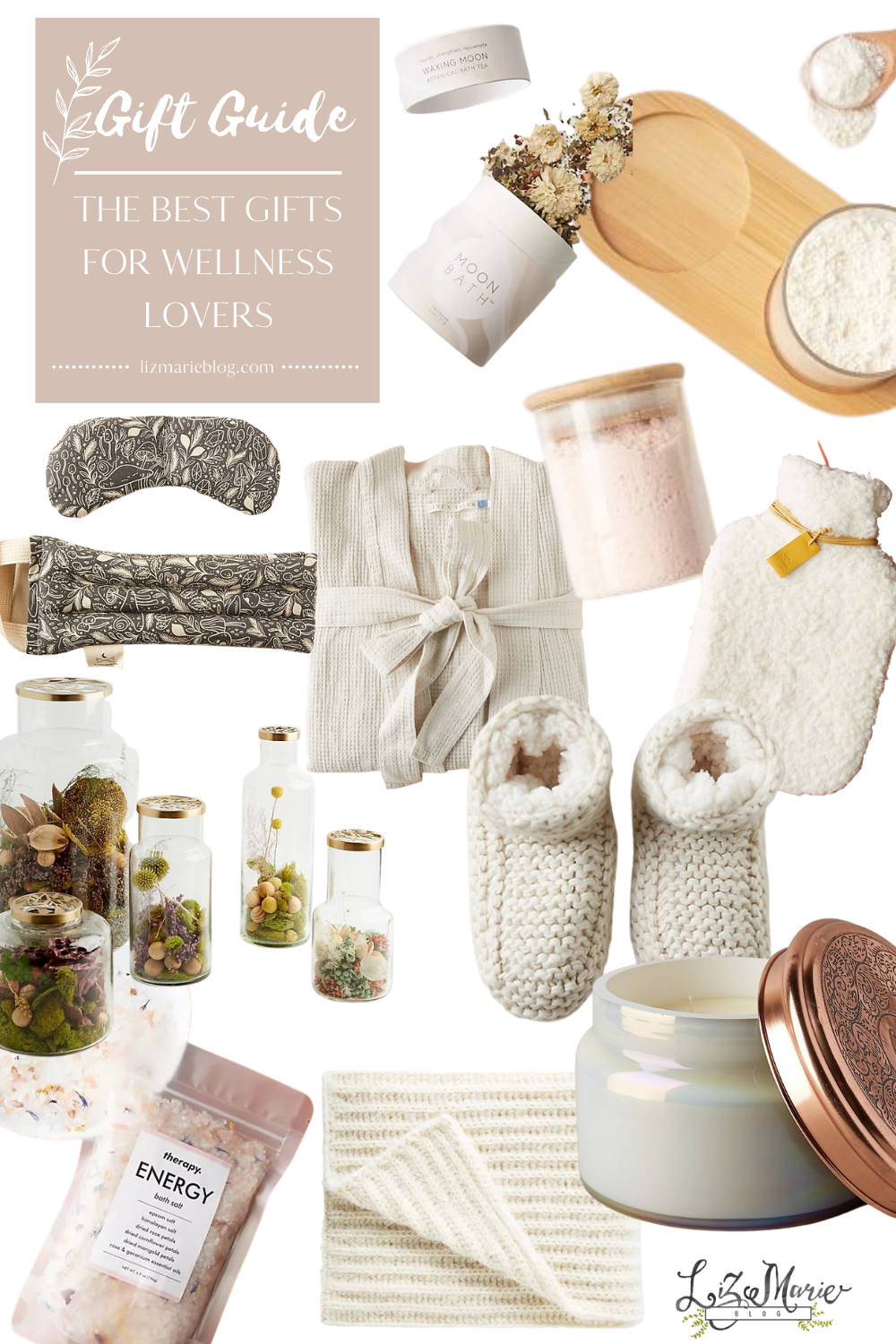 Wellness and Self Care Gift Guide
