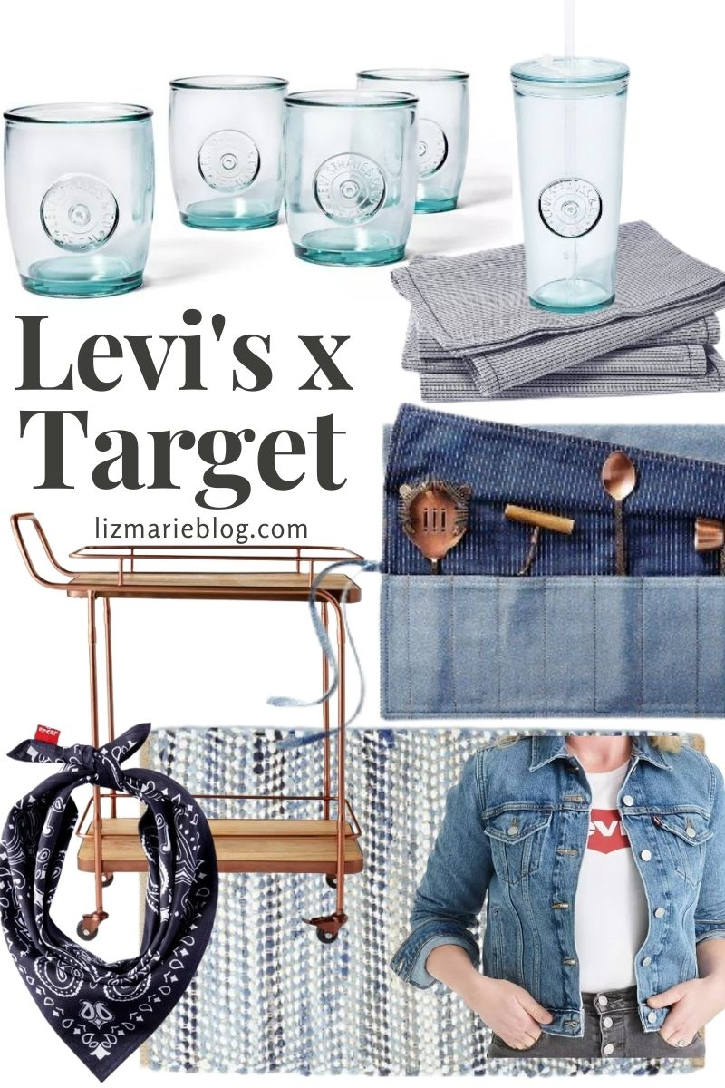 Fresh Finds from Target x Levi's