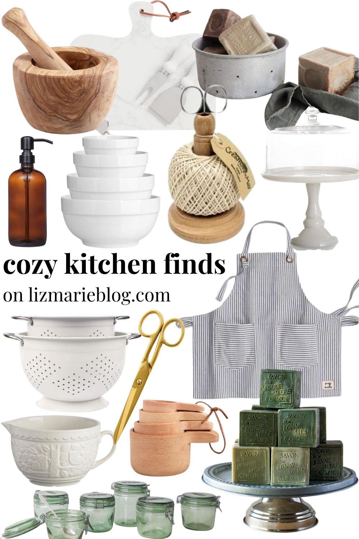 Cozy Kitchen Accessories