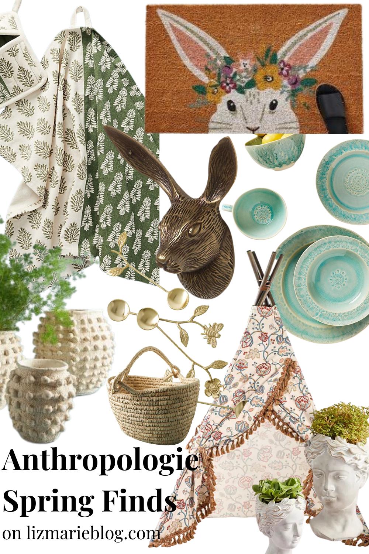 Anthropologie Spring Finds