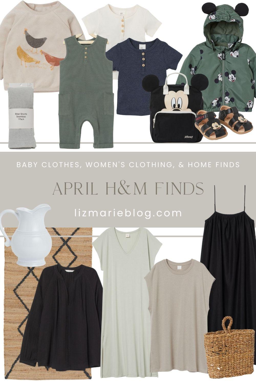 April H&M Finds