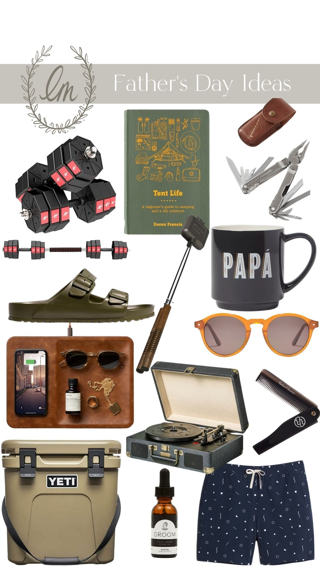 A Cozy Father's Day Gift Guide