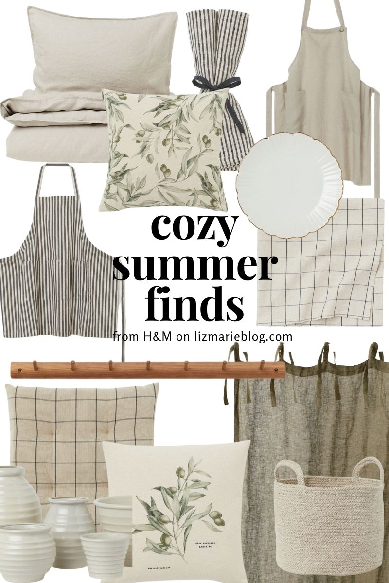Cozy Summer Finds From H&M