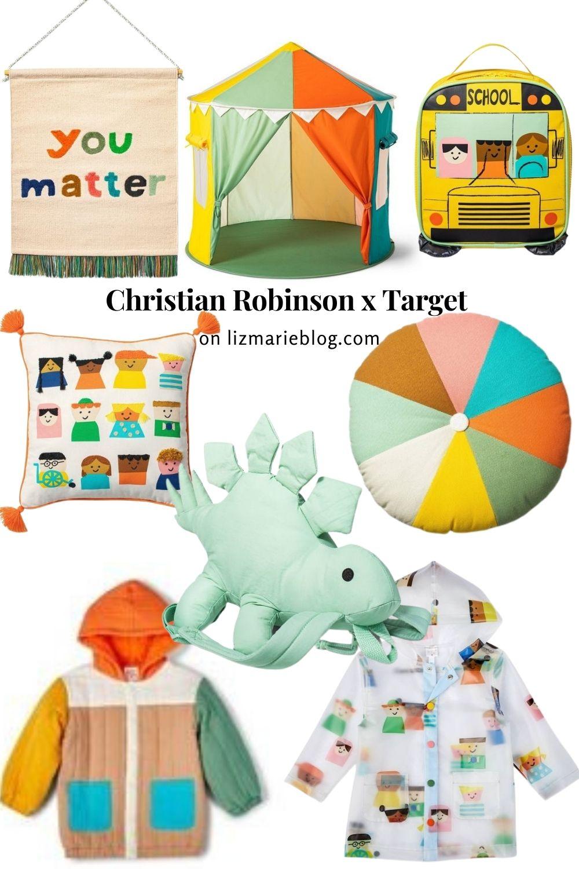 Christian Robinson + Target