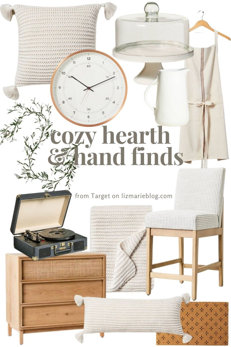 Cozy New Line From Hearth & Hand