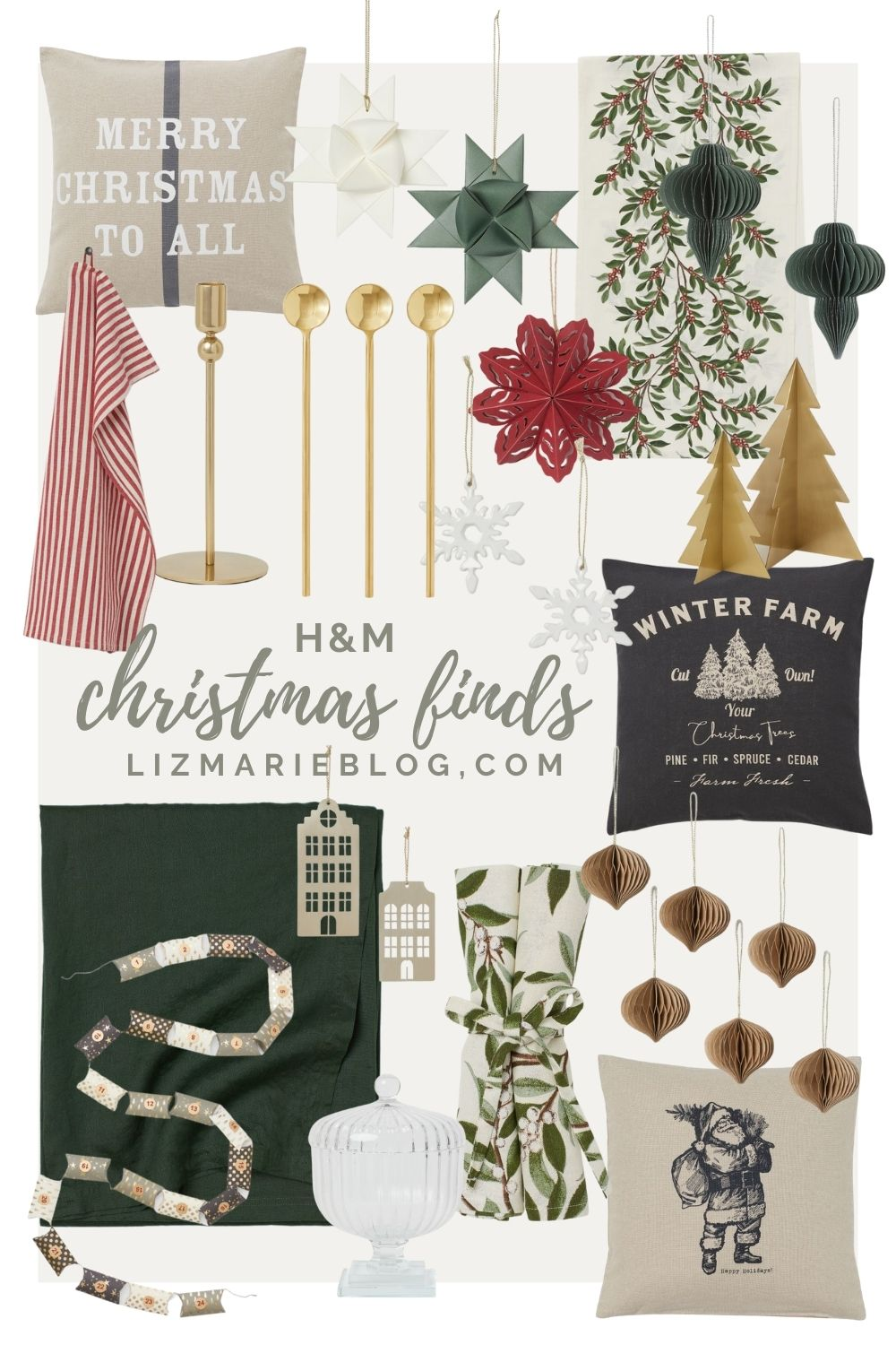 Festive H&M Christmas Finds